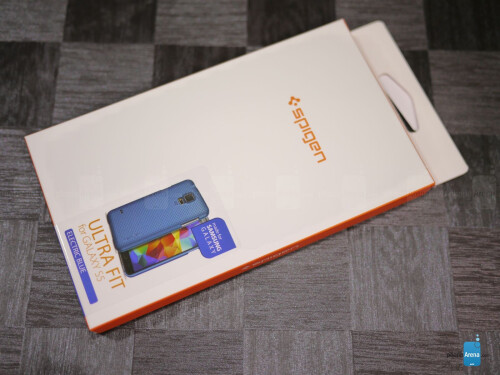 Spigen Samsung Galaxy S5 Ultra Fit Case Review