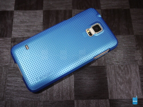 Spigen Samsung Galaxy S5 Ultra Fit Case Review
