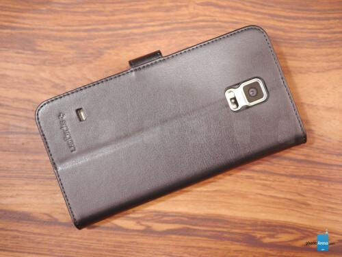 Spigen Samsung Galaxy S5 Wallet S Case Review