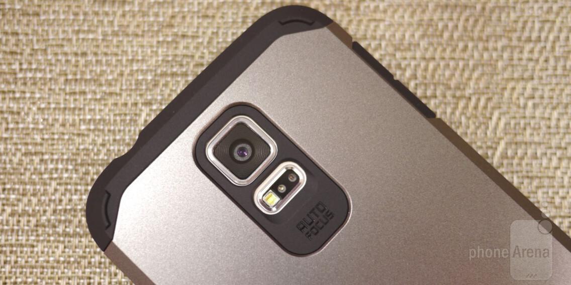 detailed look 905ba 249e3 Spigen Samsung Galaxy S5 Tough Armor Case Review - PhoneArena