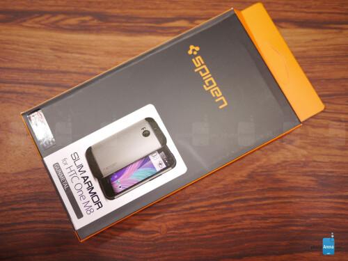 Spigen HTC One M8 Slim Armor Case Review