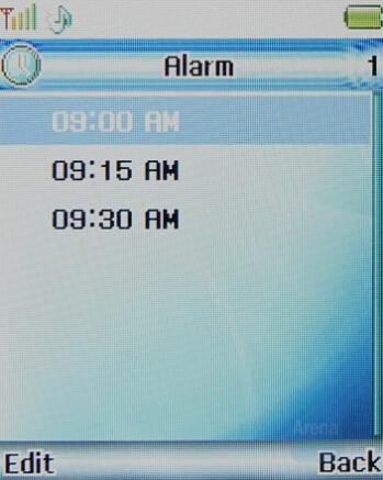Alarm clock - Latte Slim11b Review