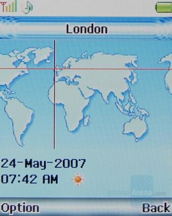 World Clock - Latte Slim11b Review