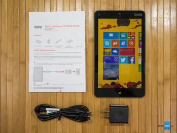 Lenovo ThinkPad 8 Review