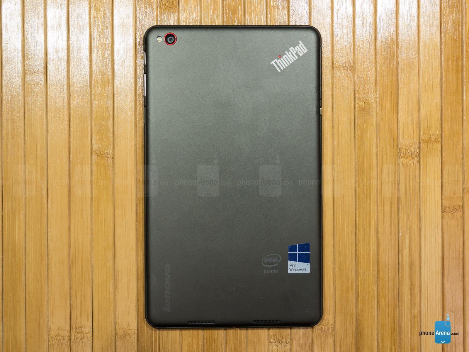 Lenovo Thinkpad 8 Review Phonearena