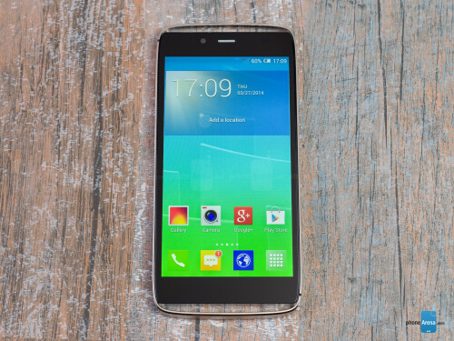 Alcatel OneTouch Idol Alpha Review