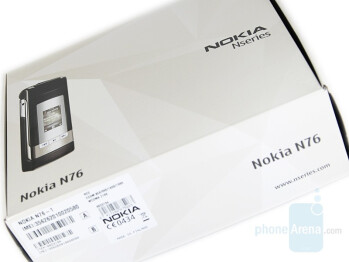 Nokia N76 Review