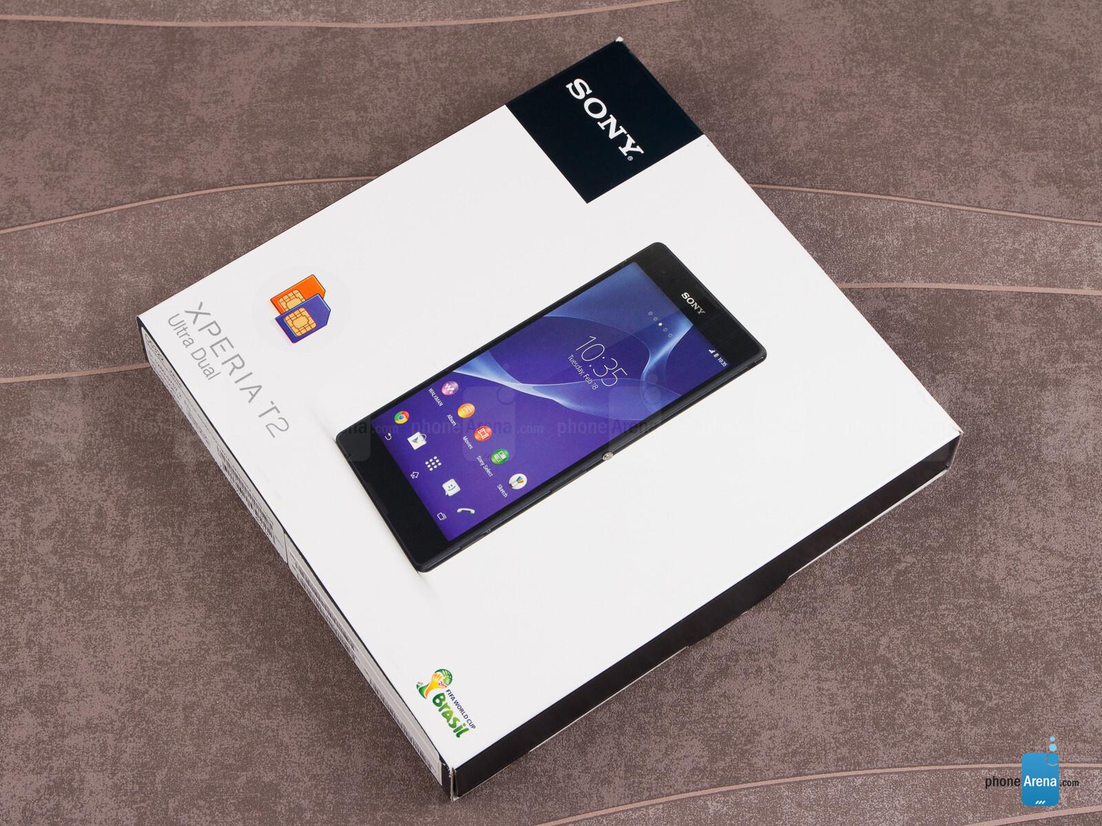 Sony Xperia T2 Ultra R...