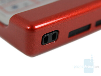 Bottom side - Nokia N76 Review