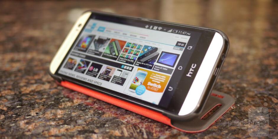 Seidio Ledger case for HTC One M8 Review