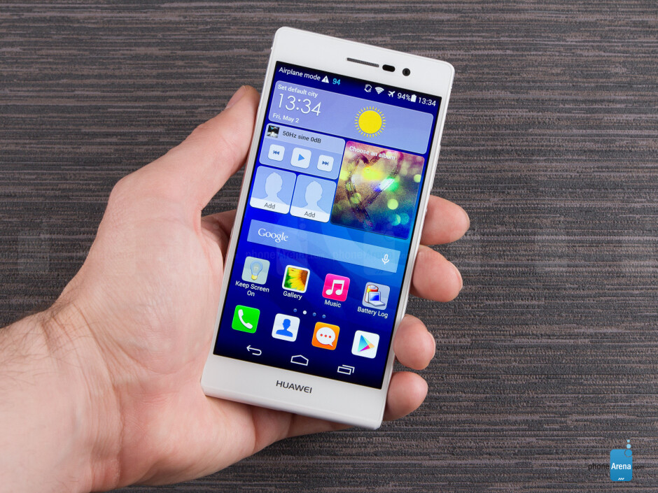 Huawei Ascend P7 Review