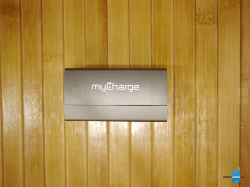 myCharge Amplus Portable Charger Review