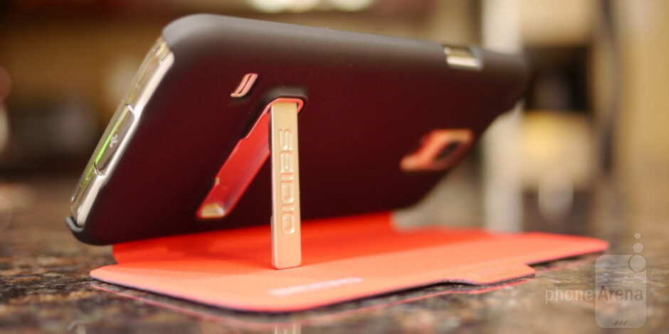 Seidio Ledger case for Samsung Galaxy S5 Review