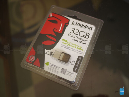 Kingston DataTraveler microDuo Review
