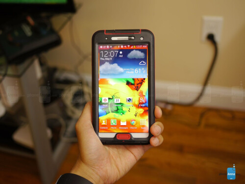 Seidio OBEX case for Samsung Galaxy Note 3 Review