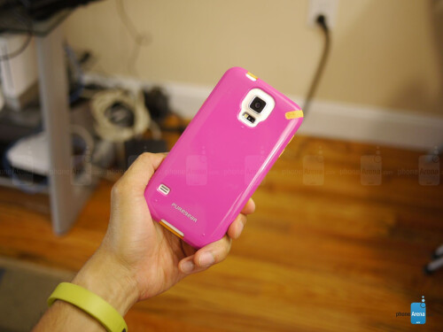 PureGear Slim Shell case for Samsung Galaxy S5 Review