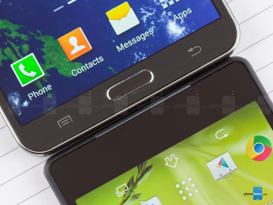 Sony Xperia Z2 vs Samsung Galaxy Note 3