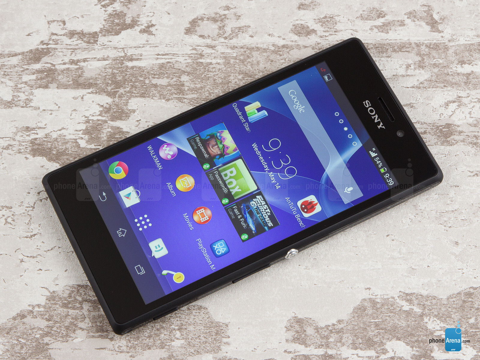 Xperia M Specifications Sony Xperia M2 Review