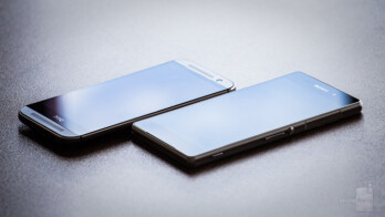 Sony Xperia Z2 vs HTC One (M8)