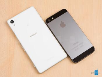 Sony Xperia Z2 vs Apple iPhone 5s