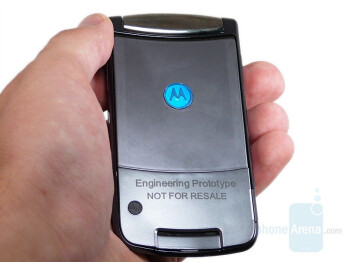 Motorola RAZR2 V8 Preview
