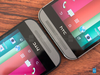 HTC One mini 2 vs HTC One (M8)