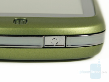 Power button - HTC Touch Review