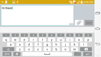 On-screen keyboards - LG G3 vs HTC One (M8)