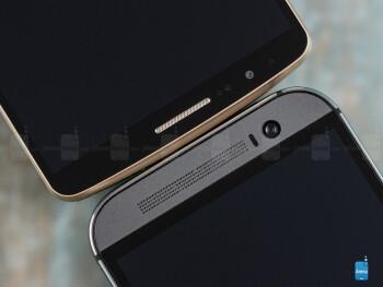 LG G3 vs HTC One (M8)