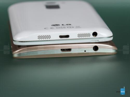 LG G3 vs LG G2