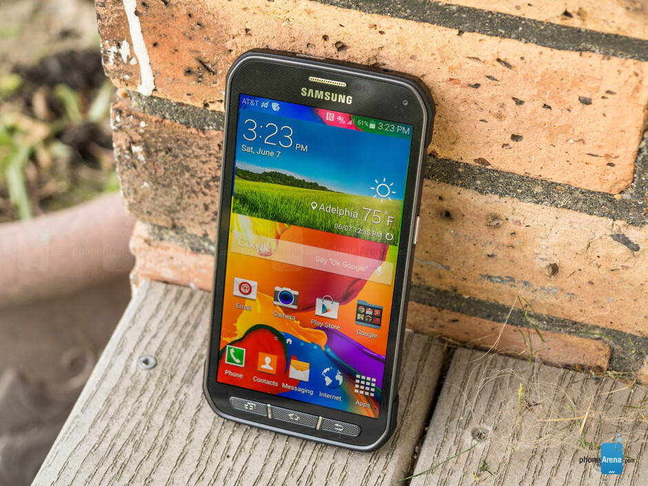 Samsung Galaxy S5 Active Review