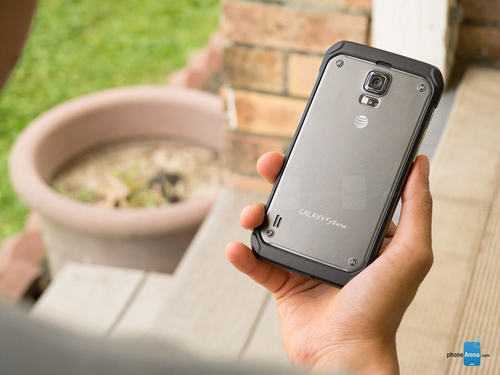 Samsung Galaxy S5 Active Review - PhoneArena