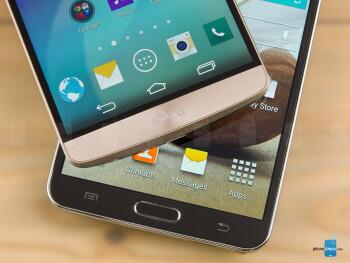 LG G3 vs Samsung Galaxy Note 3