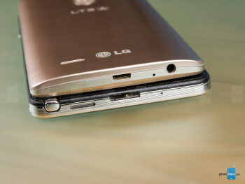 LG G3 vs Samsung Galaxy Note 3