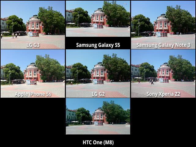 Camera comparison: LG G3 vs Samsung Galaxy S5, Galaxy Note 3 ...
