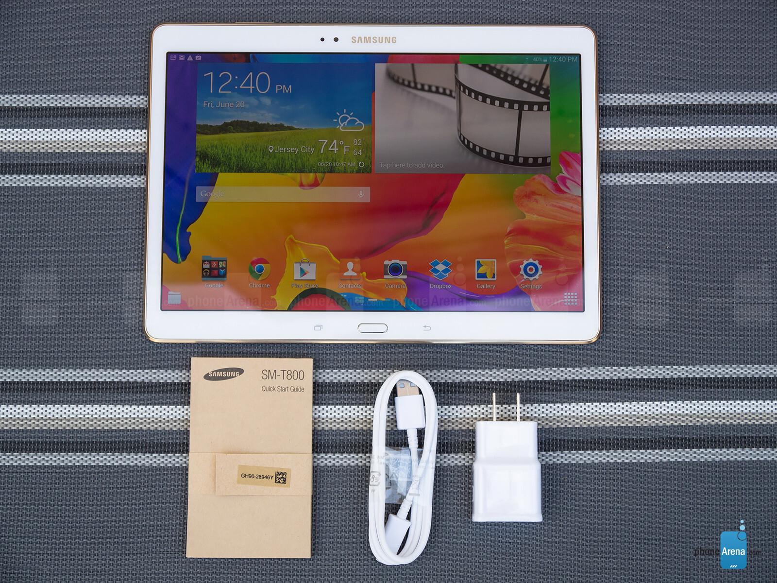 Tab Come Mobile Samsung Galaxy Tab S Review Box