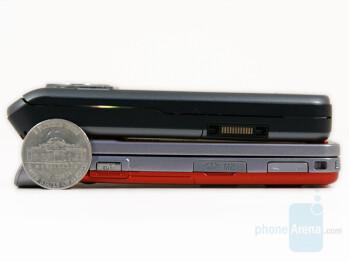 W910 under W580 - Sony Ericsson W910 Preview