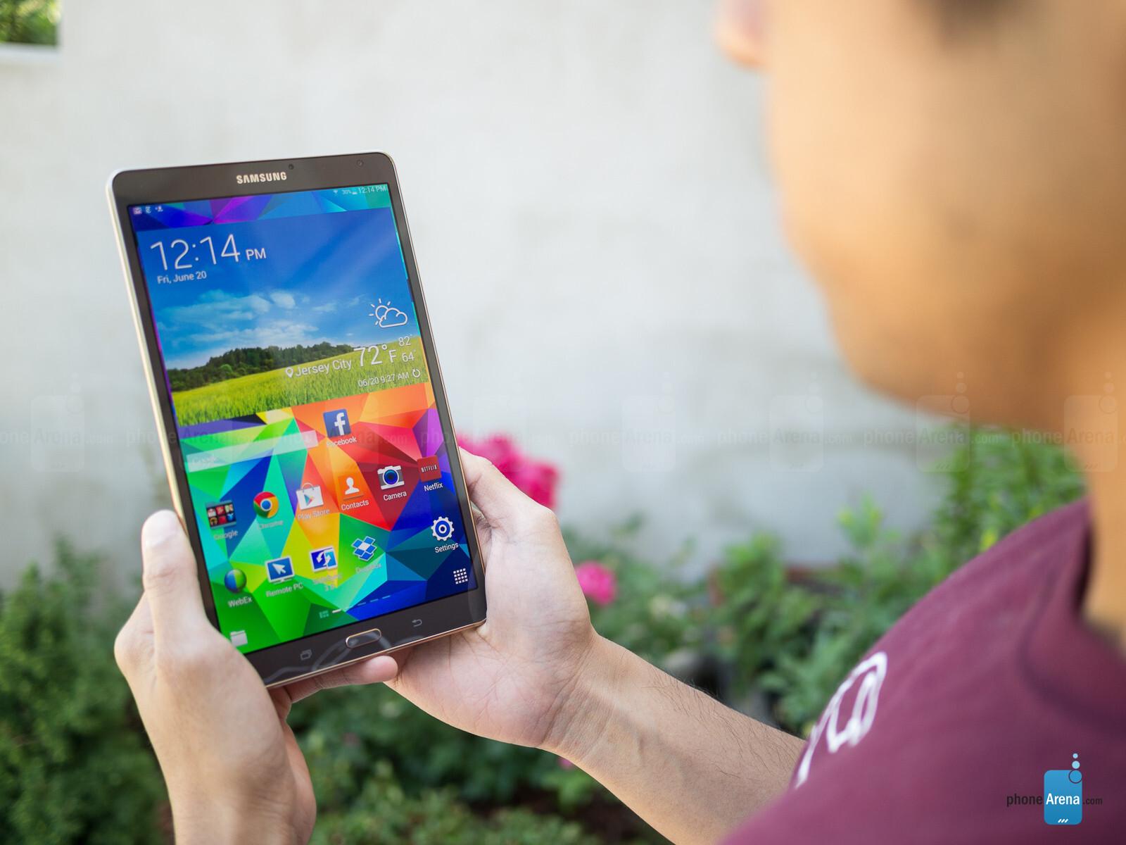 Tab Come Mobile Samsung Galaxy Tab S Review