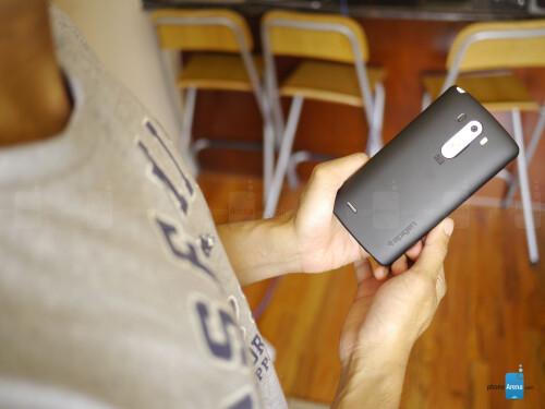 Spigen Ultra Fit Case for LG G3 Review