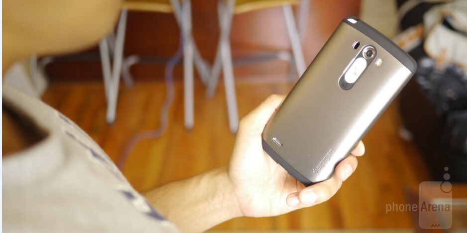 Spigen Slim Armor Case for LG G3 Review