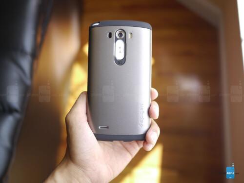Spigen Slim Armor Case for LG G3 Review