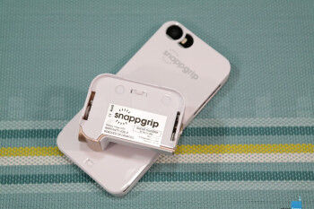 Snappgrip for iPhone Review
