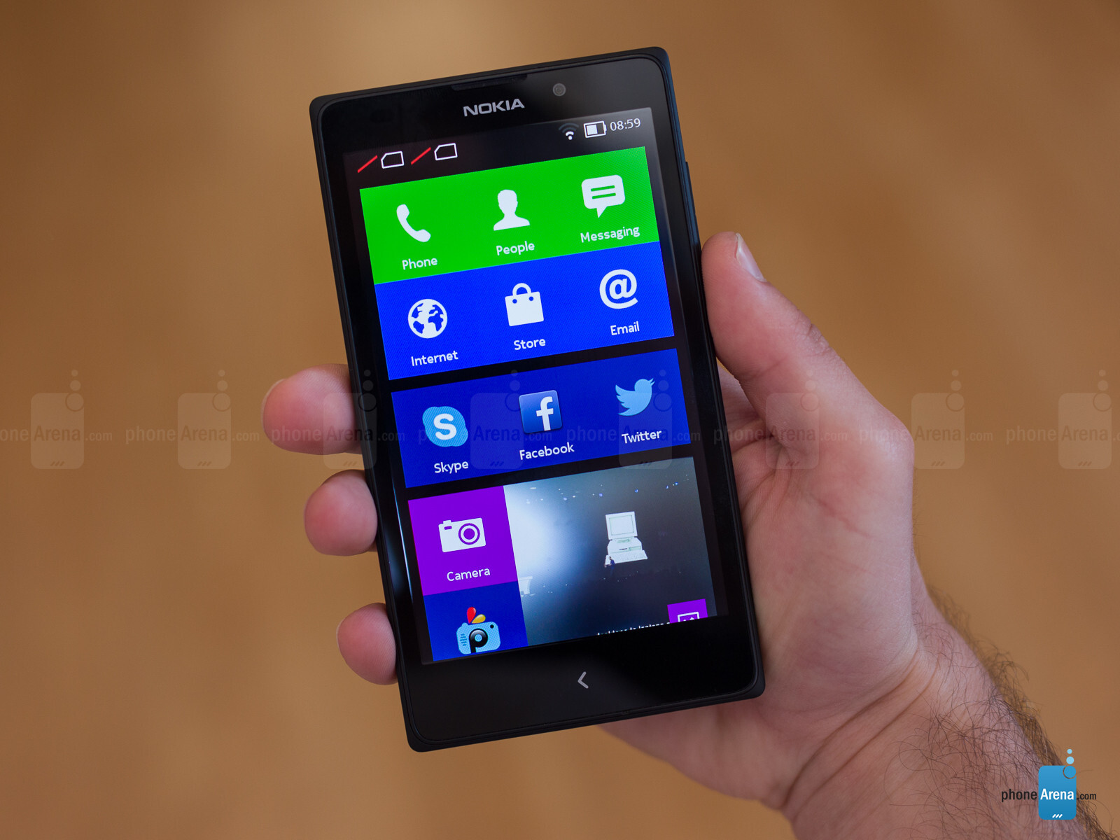 nokia xl review