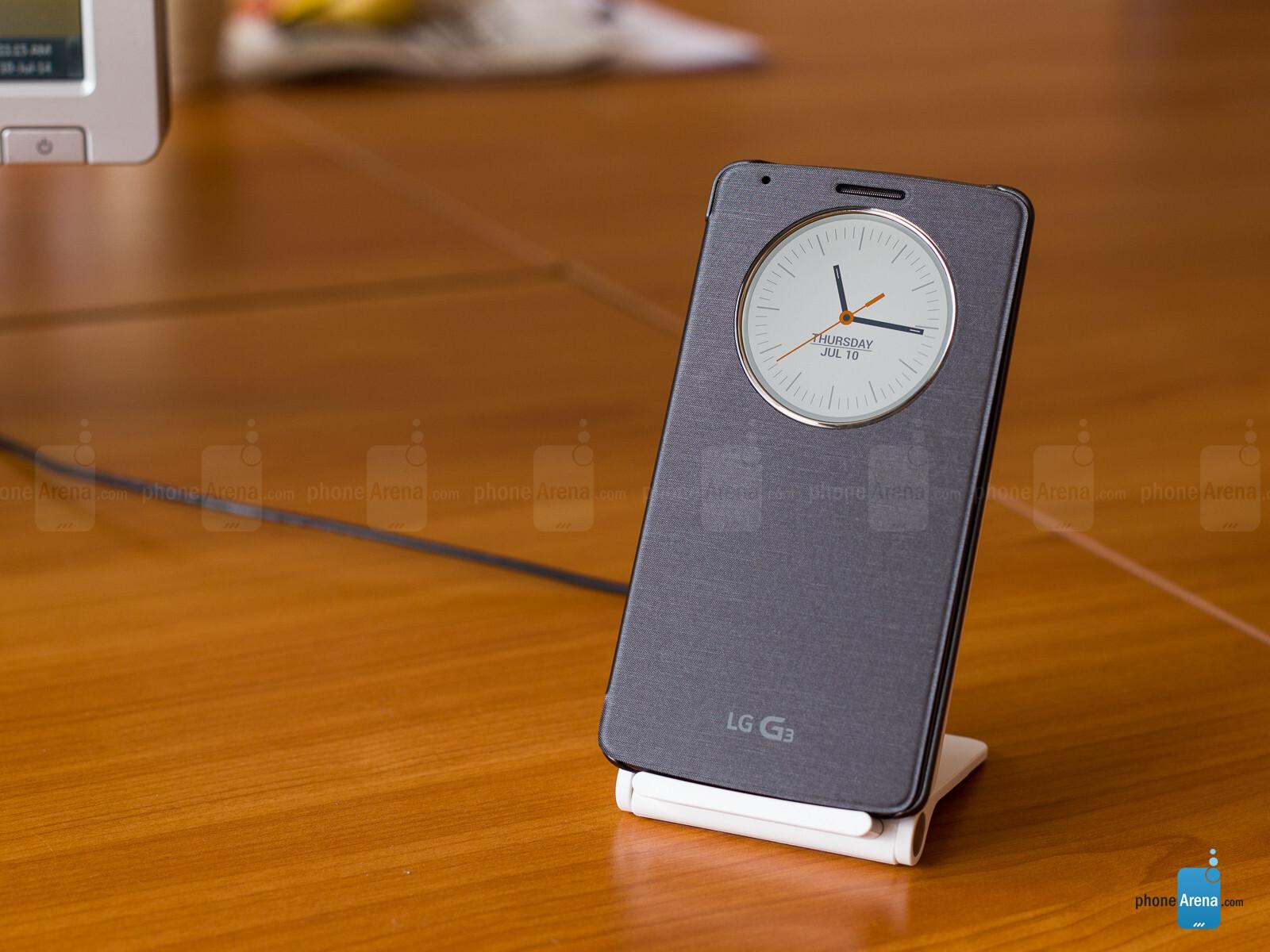LG G3 Quick Circle case Review - PhoneArena