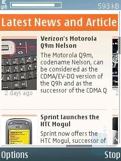 Nokia 6120 Classic Review
