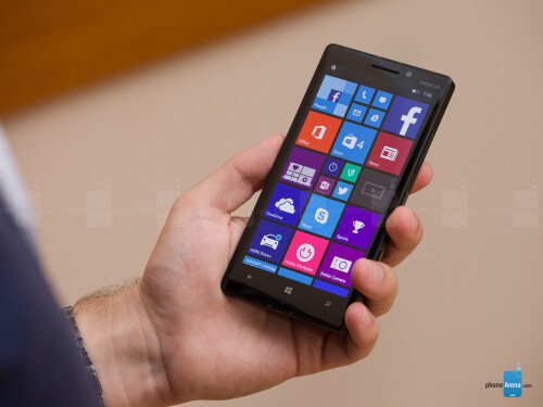 The Lumia 930 is the current-gen WP flagship