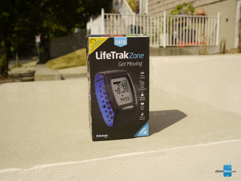 LifeTrak Zone C410 Review