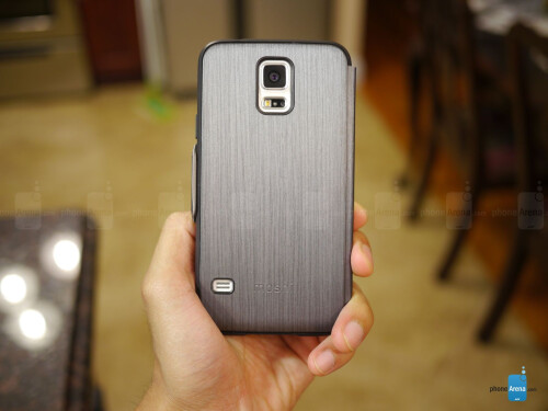 Moshi SenseCover for Samsung Galaxy S5