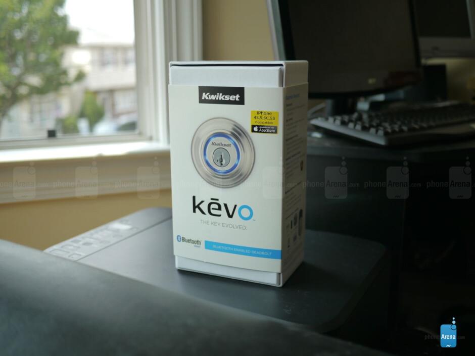 Kwikset Kevo powered by UniKey Review