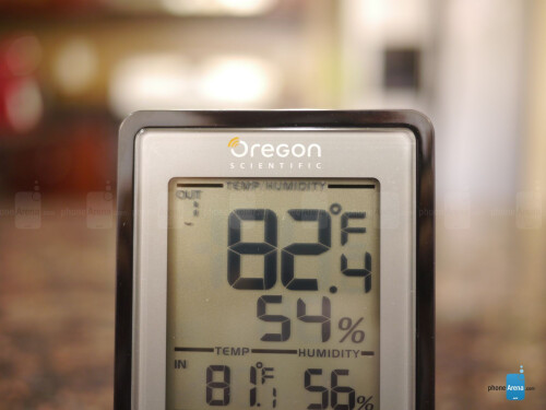Oregon Scientific Weather@Home Thermo Plus Review